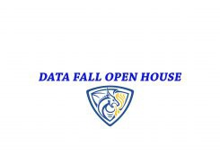 DATA OPEN HOUSE!
