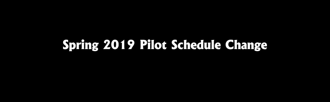 Suggested Pilot Schedule Change