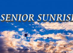Class of 2019 – Senior Sunrise Event